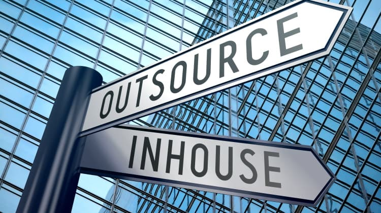 outsource inhouse sign